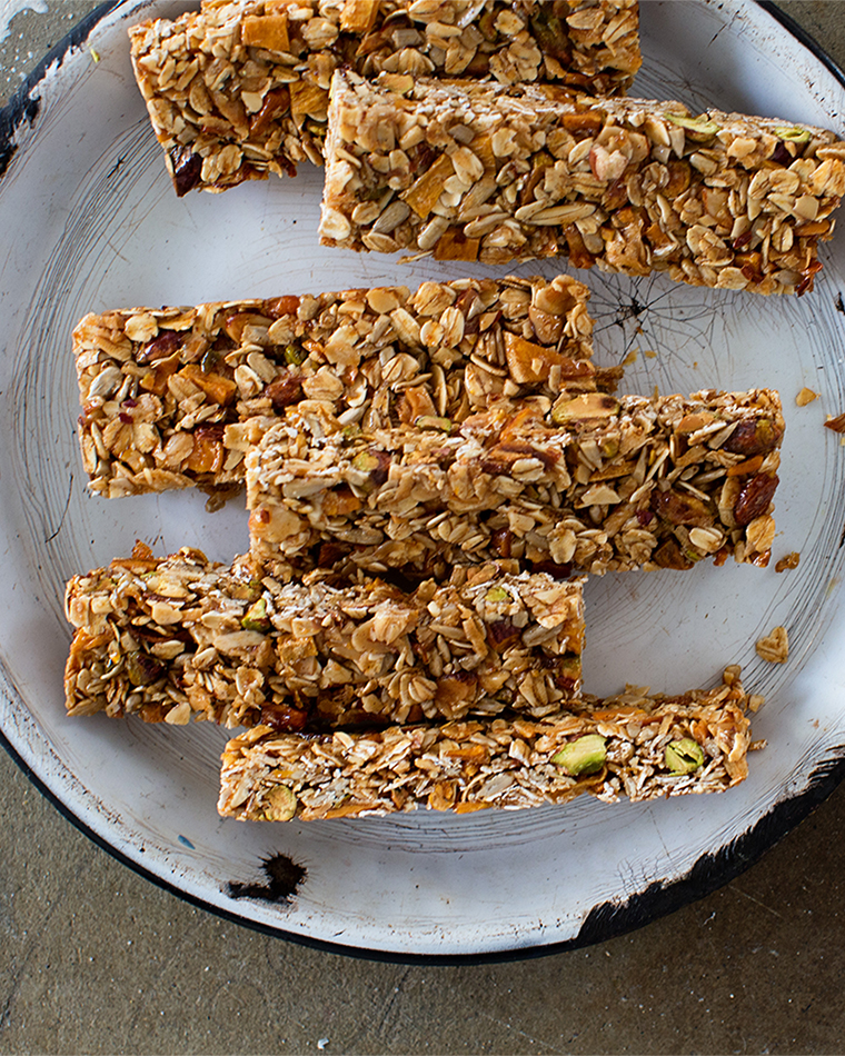 Pretty Delicious - Granola Bars